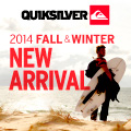 QUIKSILVER/ROXY/DC公式通販