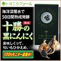 【熟成十勝の黒にんにく】100円モニター