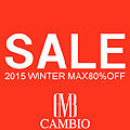 【CAMBIO/カンビオ】メンズファッション通販